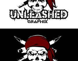 #79 for Design a Logo for Unleashed Graphix by changcheefatt