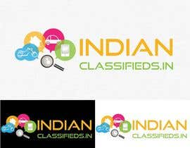 #150 untuk Website Logo required for IndianClassifieds.in - Urgent! oleh sunnnyy