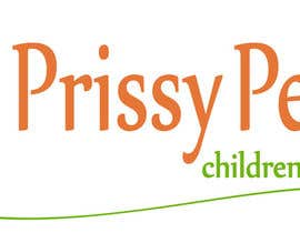 #43 for Design a Logo for Prissy Peach Childrens Boutique af EmiG