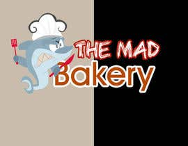 #17 para Design a Logo for The Mad Bakery por iftawan
