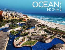 #67 for Design a Banner for Ocean Home Magazine online. www.oceanhomemag.com af taraskhlian