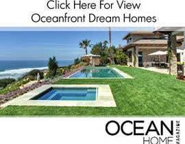 #62 for Design a Banner for Ocean Home Magazine online. www.oceanhomemag.com by pureprofession