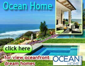 #56 for Design a Banner for Ocean Home Magazine online. www.oceanhomemag.com af manojbarman37