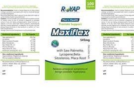 Nro 1 kilpailuun Create Print and Packaging Designs for Supplement Products käyttäjältä irfanzstudio