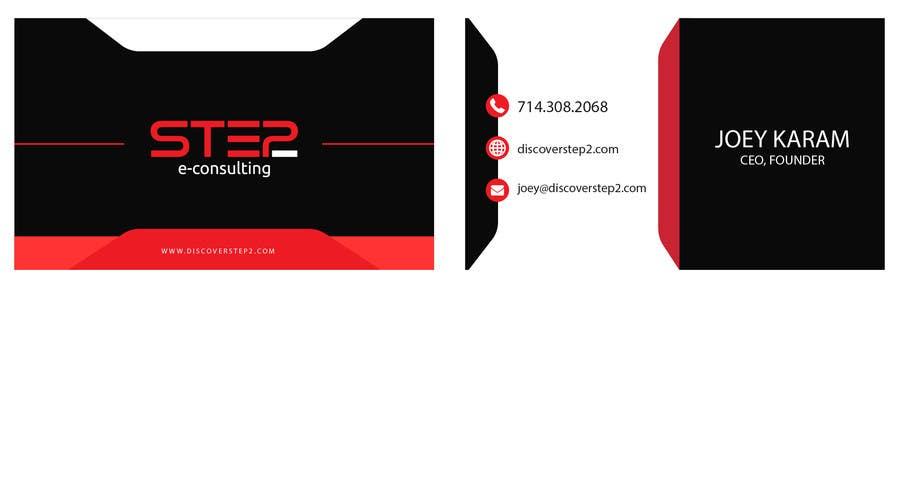 Penyertaan Peraduan #162 untuk Business Card Design SEXY