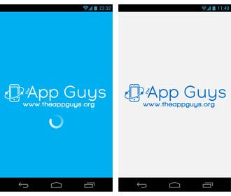 #6 untuk The App Guys- Splash Screen oleh dranerswag