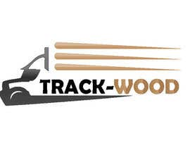 #40 cho Design a Logo for Track-Wood Company bởi Masinovodja