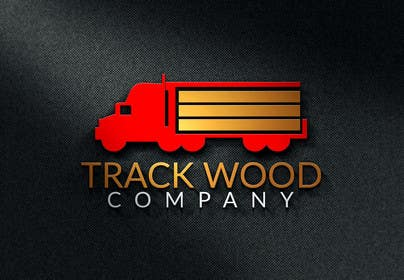 #59 cho Design a Logo for Track-Wood Company bởi shanzaedesigns