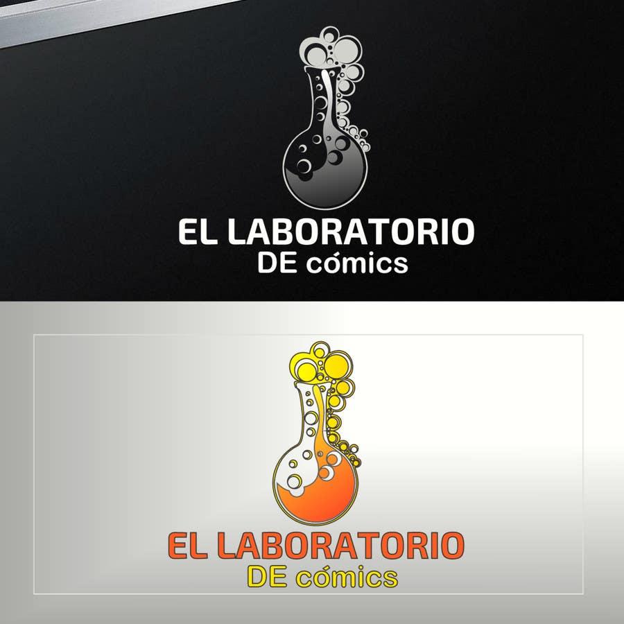 Bài tham dự cuộc thi #30 cho Comic books publishing company logo