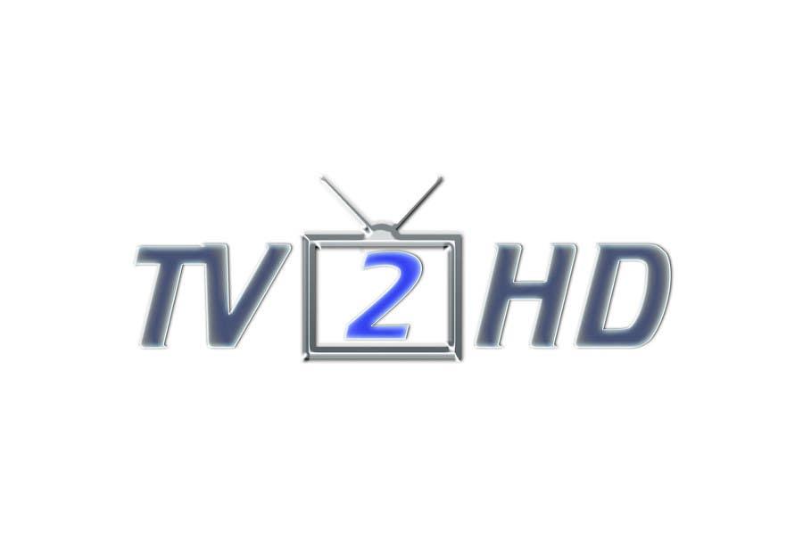 Bài tham dự cuộc thi #                                        54                                      cho                                         Design a Logo for my tv2hd.com