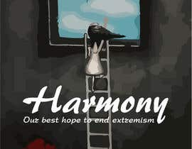 #56 for Design Harmony movie poster (cover) af elmadoo