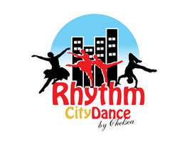 #21 cho Design a Logo for Rhythm City Dance by Chelsea bởi webpixel