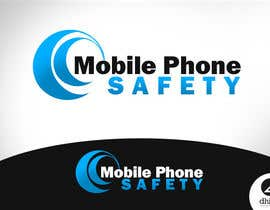#20 untuk logo design for 'Mobile Phone Safety' oleh dhido