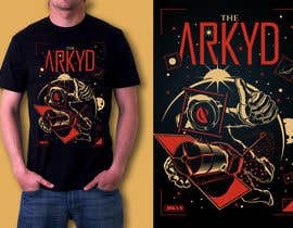 nº 799 pour Earthlings: ARKYD Space Telescope Needs Your T-Shirt Design! par MajoX21