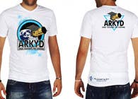Bài tham dự #32 về Graphic Design cho cuộc thi Earthlings: ARKYD Space Telescope Needs Your T-Shirt Design!
