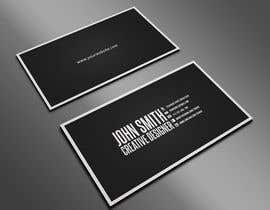 #68 cho Personal Business Card Design bởi sanaakram161