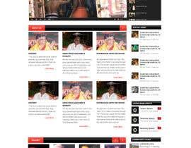 designsvisions tarafından Design a Website Mockup için no 27