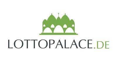 Nro 3 kilpailuun Design eines Logos for http://www.lottopalace.de käyttäjältä liliportfolio