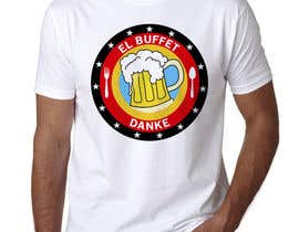 #5 for Design eines T-Shirts for Buffet Restaurant for a crowfunding camp. in germany by lokesh006
