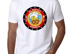 #11 for Design eines T-Shirts for Buffet Restaurant for a crowfunding camp. in germany by lokesh006