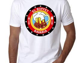 #12 for Design eines T-Shirts for Buffet Restaurant for a crowfunding camp. in germany by lokesh006