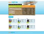 Graphic Design Inscrição do Concurso Nº13 para Website Design for Hoteltrotter
