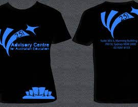 #19 untuk Design a T-Shirt for Advisory Centre for Australian Education oleh salman132