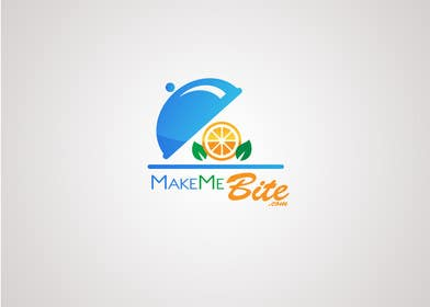 Nro 4 kilpailuun Design a Logo for Makemebite.com käyttäjältä kukubeso