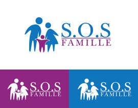 Nro 127 kilpailuun Design a Logo for S.O.S. Famille käyttäjältä ibrandstudio