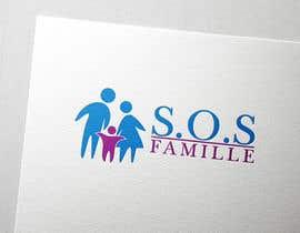 Nro 129 kilpailuun Design a Logo for S.O.S. Famille käyttäjältä ibrandstudio