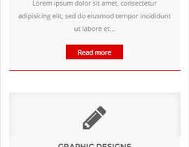 #35 untuk Design a Website Mockup for Graphics website oleh avkdesigns