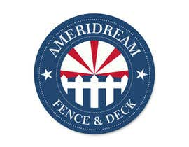 #25 cho Design a Logo for Ameridream Fence & Deck bởi ricardosanz38
