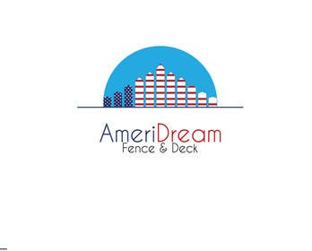 #9 for Design a Logo for Ameridream Fence & Deck af hbucardi