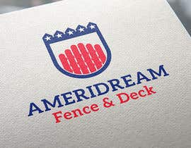 #30 cho Design a Logo for Ameridream Fence & Deck bởi bujarluboci