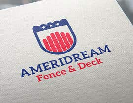 #31 for Design a Logo for Ameridream Fence & Deck af bujarluboci
