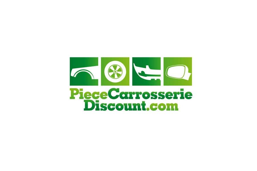 Contest Entry #                                        45                                      for                                         Logo Piece-carrosserie-discount.com