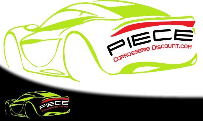 Contest Entry #                                        22                                      for                                         Logo Piece-carrosserie-discount.com