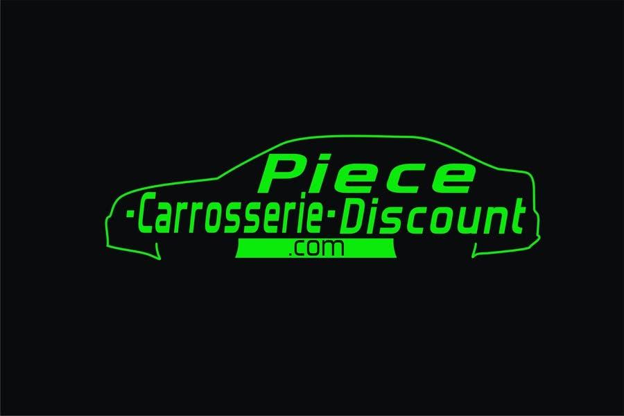 Contest Entry #                                        64                                      for                                         Logo Piece-carrosserie-discount.com