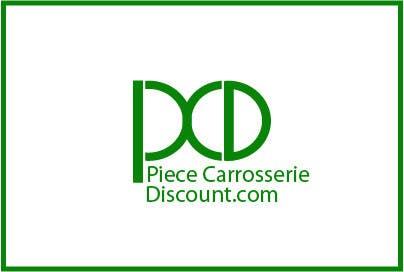 Contest Entry #                                        48                                      for                                         Logo Piece-carrosserie-discount.com