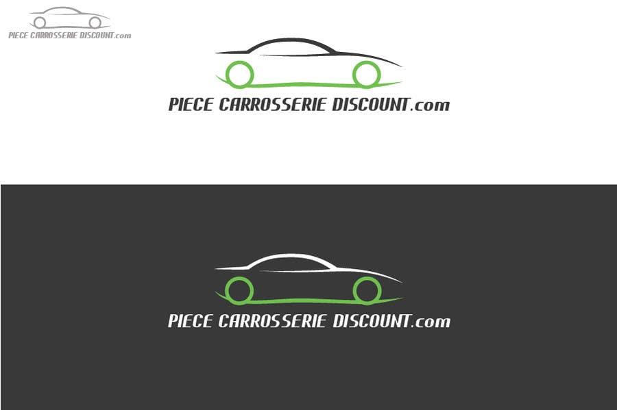 Contest Entry #                                        96                                      for                                         Logo Piece-carrosserie-discount.com