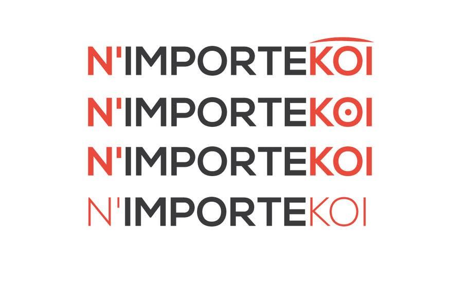 Kilpailutyö #13 kilpailussa Concevez un logo for N'importeKoi.com