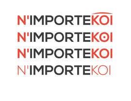#13 untuk Concevez un logo for N'importeKoi.com oleh MozzieMD