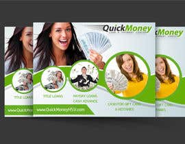 #13 for Design a Flyer for QuickMoney by ethancoder1