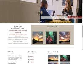 #9 untuk HomePage design oleh surbhi97