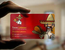#31 for Design some Business Cards for a taco business af einsanimation