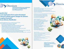 #5 cho Design a Brochure for our new OmniForms product bởi secondsyndicate