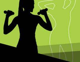 Nro 3 kilpailuun Abstract weight loss illustration käyttäjältä Piraruka