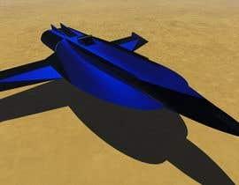 Nro 8 kilpailuun 3D Modelling for Tron-like racing spaceship käyttäjältä amdisenador