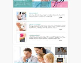 #3 for Design a Website Mockup for a surgeon af chafaiayman