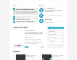#6 for Design a Website Mockup for a surgeon af timimalik